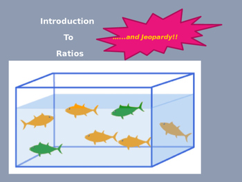 Intro to Ratios: Real World Connections w/Jeopardy game (6th Grade Common Core)