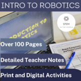 Robotics Distance Learning