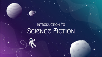 Intro to Science Fiction