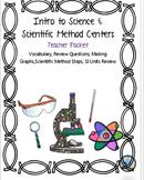 Intro to Science & Scientific Method Centers
