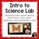 Intro to Science Station Activity