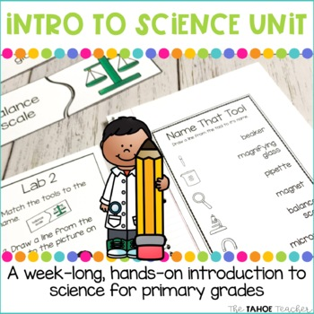 Intro to Science Tools and Safety | Science Centers for Primary Grades