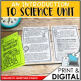 Scientific Method | Science Interactive Notebooks | Scientists