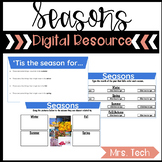 Intro to Seasons Digital Resource