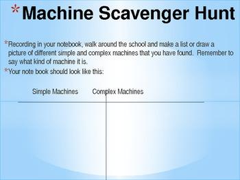 Intro to Simple Machines