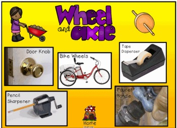 Intro to Simple Machines - SMART Notebook Lesson
