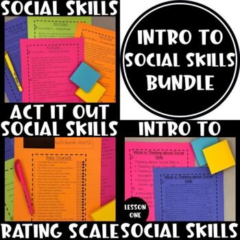 What is Social Thinking BUNDLE