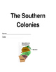 Intro to Southern Colonies