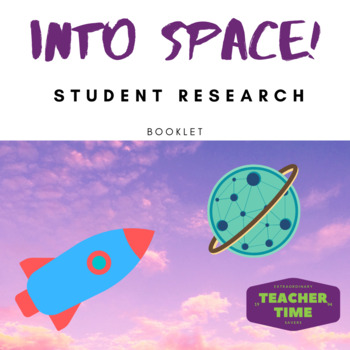 Intro to Space student research booklet