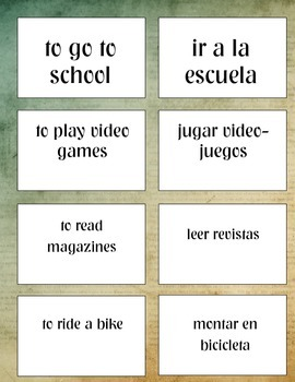Intro to Spanish - 5-7th grade