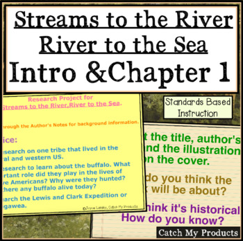 Intro to Streams to the River, River to the Sea for Promet