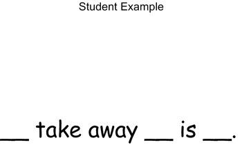 Intro to Subtraction Smartboard