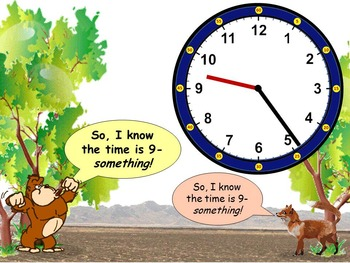 Telling Time with Gordo and Laya