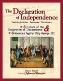 Intro to The Declaration of Independence