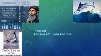 Intro to The Old Man and the Sea PPT