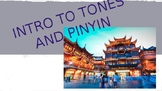 Intro to Tones and Pinyin Powerpoint