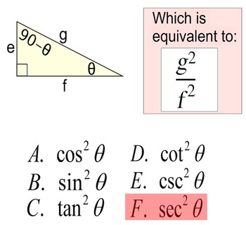 Intro to Trig Identities 3 Lessons, References + 6 Assignments for Power Point