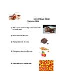 Food Fun cornucopia snack