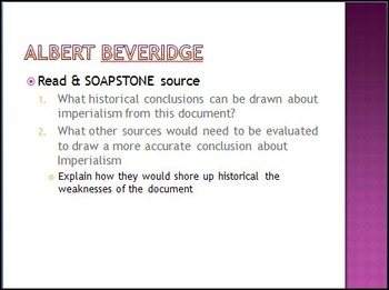 Intro to U.S. Imperialism PowerPoint (1870-1920)