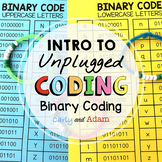 Intro to Unplugged Coding: Binary Coding