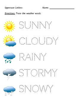 Intro to Weather