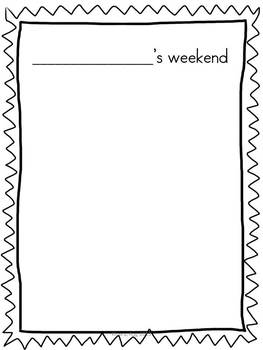 Intro to Writing- labeling a picture