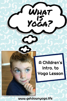 Intro. to Yoga Lesson