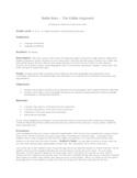 Intro to arguementation