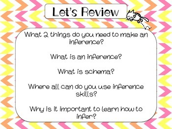Intro to inference
