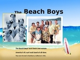 Intro to the Beach Boys