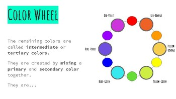 Intro to the Color Wheel