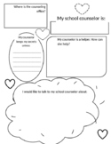 Intro to the Counselor Activity Page