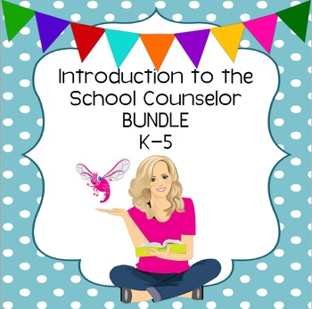 Intro to the Counselor PDF - BUNDLED DISCOUNT- 4 lessons!