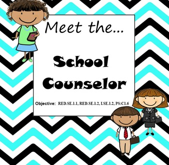 Intro to the Counselor SMARTboard BUNDLE DISCOUNT- 3 Lessons!