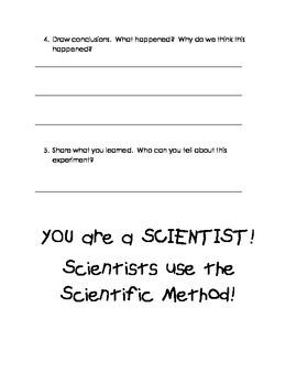 Intro. to the Scientific Method