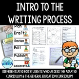Intro to the Writing Process for Special Ed