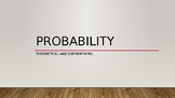 Introducation to Probability PowerPoint