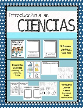 Introducción a las Ciencias-A Basic Introduction to the World of Science