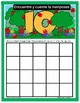 Introduce Counting to 10 in Spanish - First Grade