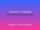Introduce Figurative Language with Interactive PowerPoint Game
