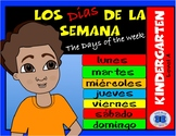 Introduce The Days of the Week In Spanish - Kindergarten