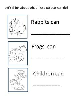 Introduce Verbs