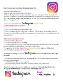 Introduce Your Classroom Instagram