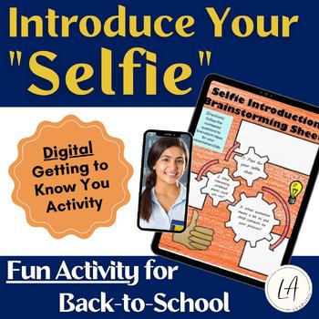 Google Slide Presentation Activity for Back to School