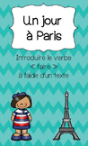 """Introduce and exercise the verb """"faire"""" - Introduire le ve"""