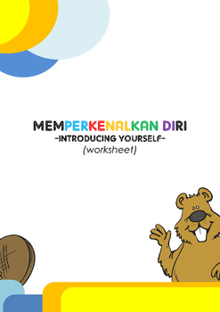 Introduce yourself in Indonesian