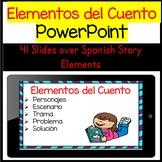 Introduciendo y Practicando Elementos del Cuento Powerpoin