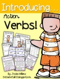 Introducing Action Verbs