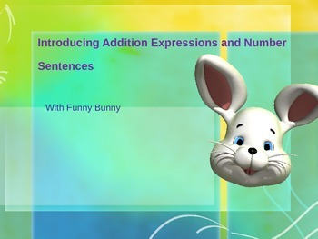 Introducing Addition Expressions and Number Sentences