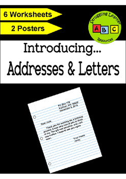 Introducing Addresses and Letters